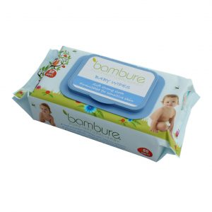 packet baby wet wipes
