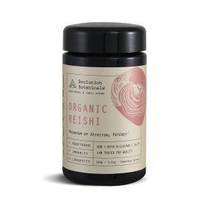 organic reishi mushroom powder