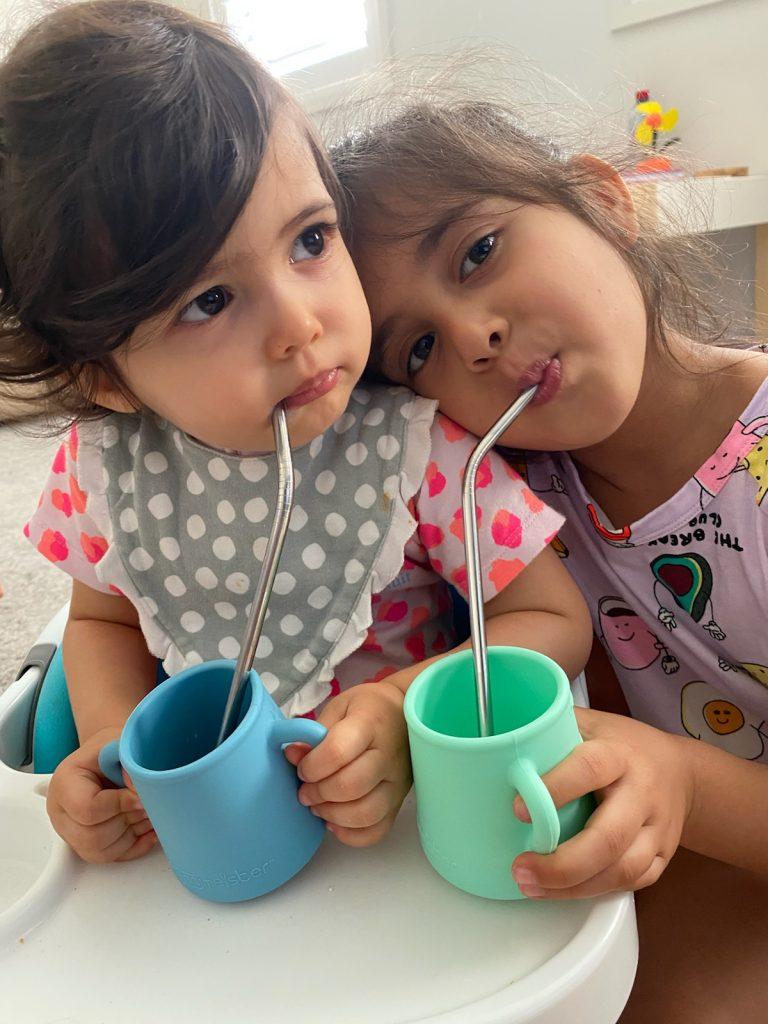 Mia and Jasmine